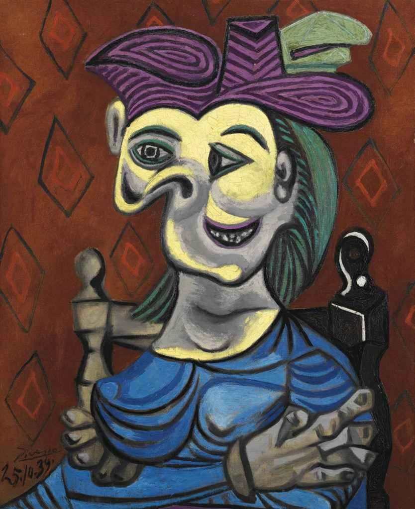 Christie's Impressionist and Modern Art auction gets a good start on 20th Century Week